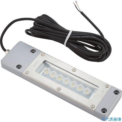 ■スガツネ工業 LEDタフライト新3型 3000lx昼白色(220ー026ー707 SL-TGH-3-24-WNSL スガツネ工業(株)[TR-4934474]