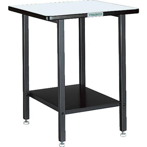 ■TRUSCO ELS型補助テーブル 500X500X600 アジャスター付 ELS-500 トラスコ中山(株)[TR-5008395]