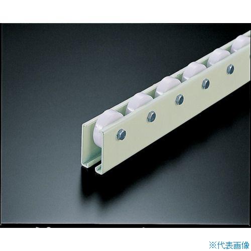 ■TRUSCO ホイールコンベヤ 樹脂製Φ38X12 P50XL3000 V-38N-50-3000 トラスコ中山(株)[TR-5102740] [個人宅配送不可]
