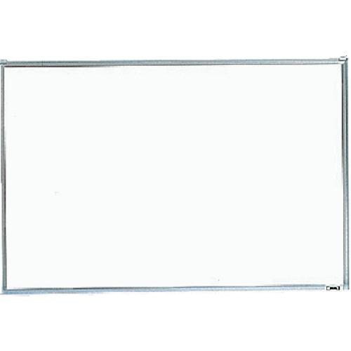 ■TRUSCO スチール製ホワイトボード 白暗線入り 900X1800 GH-102A トラスコ中山(株)[TR-5204291] [個人宅配送不可]