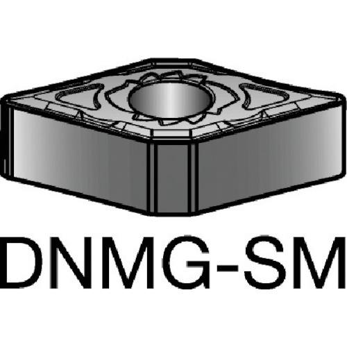 ■サンドビック T-MAX P 旋削用ネガ・チップ 1125 1125 10個入 〔品番:DNMG〕[TR-5704570×10]