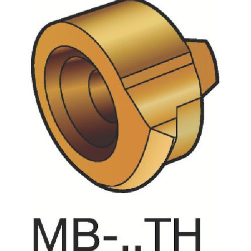 ■サンドビック コロカットMB 小型旋盤用端面溝入れチップ 1025 1025 10個入 〔品番:MB-09FA200-02-14R〕[TR-5719470×10]