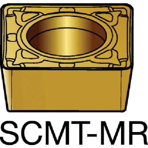 ■サンドビック コロターン107 旋削用ポジ・チップ 2025 2025 10個入 〔品番:SCMT〕[TR-5782457×10]