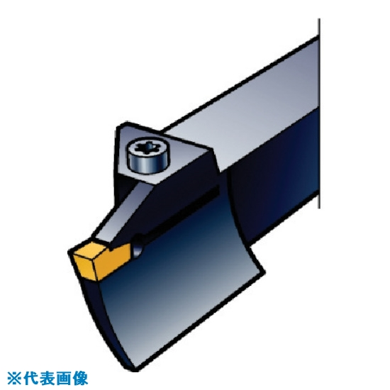 ■サンドビック T-Max Q-カット 端面溝入れ用シャンクバイト RF151.37-2525-090B40 [TR-6056130]