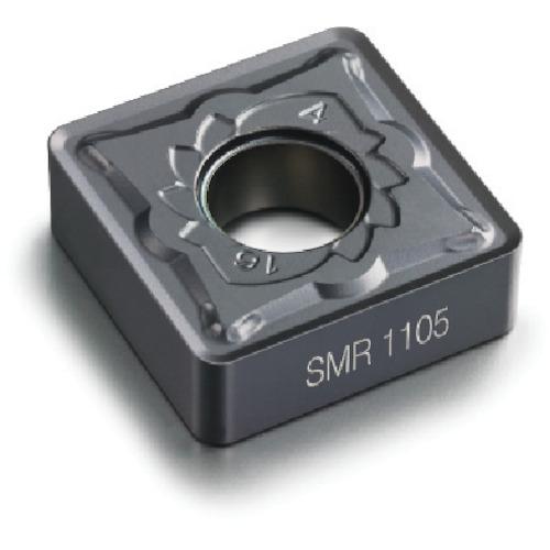 ■サンドビック T-MAX P 旋削用ネガ・チップ 1105 1105 10個入 〔品番:SNMG〕[TR-6056997×10]