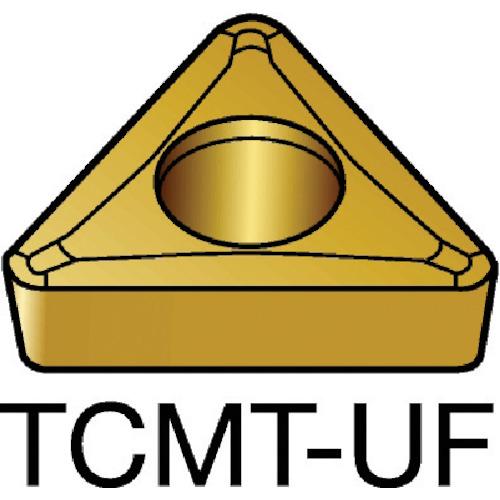 ■サンドビック コロターン107 旋削用ポジ・チップ 235 235 10個入 〔品番:TCMT〕[TR-6057446×10]