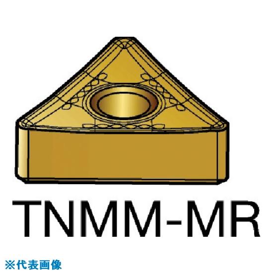 ■サンドビック T-Max P 旋削用ネガ・チップ 2025 2025 10個入 〔品番:TNMM〕[TR-6058027×10]