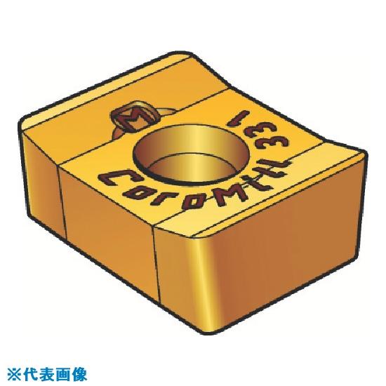 ■サンドビック コロミル331用チップ 1040 1040 10個入 〔品番:N331.1A-14〕[TR-6066127×10]