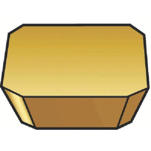 ■サンドビック フライスカッター用チップ 2040 2040 10個入 〔品番:SEKN〕[TR-6066330×10]