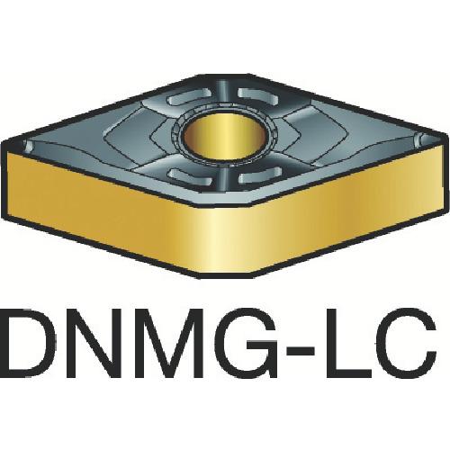 ■サンドビック T-Max P 旋削用ネガ・チップ 1525(10個) DNMG150404-LC [TR-6069223×10]