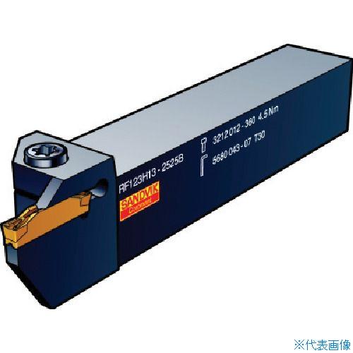 ■サンドビック コロカット1・2 突切り・溝入れ用シャンクバイト LF123J25-2525B-060BM [TR-6071511]