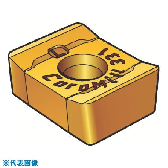 ■サンドビック コロミル331用チップ 2030 2030 10個入 〔品番:N331.1A-14〕[TR-6083391×10]