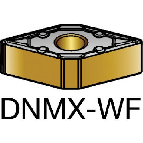 ■サンドビック T-MAX P 旋削用ネガ・ワイパーチップ 5015 5015 10個入 〔品番:DNMX〕[TR-6096964×10]