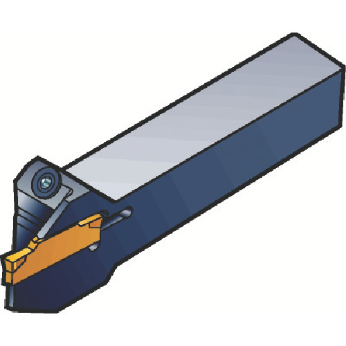 ■サンドビック コロカット1・2 小型旋盤用突切り・溝入れシャンクバイト  〔品番:RF123E11-1212B-S〕[TR-6142303]