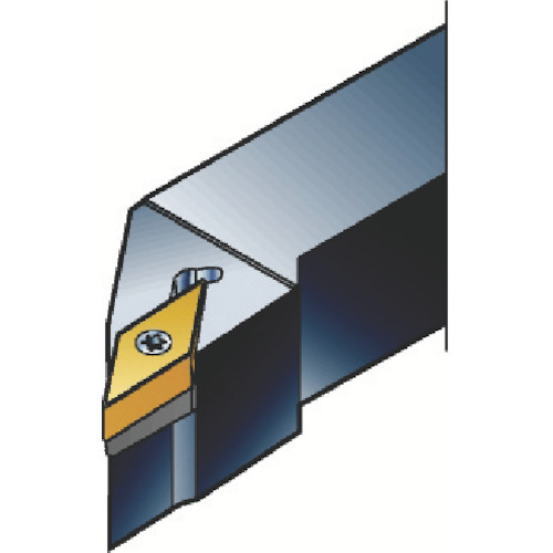 ■サンドビック コロターン107 ポジチップ用シャンクバイト  〔品番:SVJBR〕[TR-6162274]