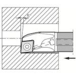■京セラ 内径加工用ホルダ E12Q-SCLCR06-14A 京セラ(株)[TR-6477500]