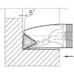 ■京セラ 内径加工用ホルダ E12Q-STLPR11-14A-1/2 京セラ(株)[TR-6477615]
