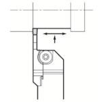 ■京セラ 溝入れ用ホルダ KGDR2525X-4T10S 京セラ(株)[TR-6487271]