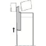 ■京セラ 突切り用ホルダ KTKFR1212JX-12 京セラ(株)[TR-6487751]