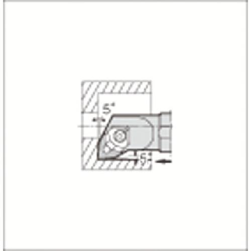 ■京セラ 内径加工用ホルダ S25S-WWLNL08-28E 京セラ(株)[TR-6488790]