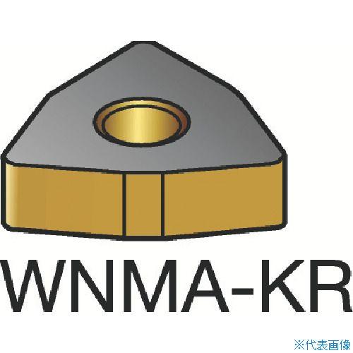■サンドビック T-MAX P 旋削用ネガ・チップ 3210 3210 10個入 〔品番:WNMA〕[TR-6952305×10]
