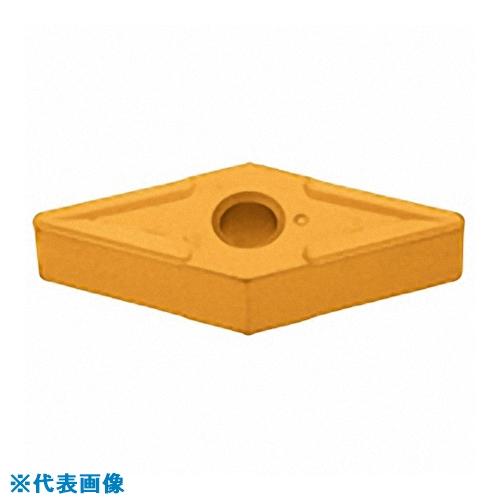 ■タンガロイ 旋削用M級ネガTACチップ COAT(10個) VNMG160408 タンガロイ[TR-7025220×10]