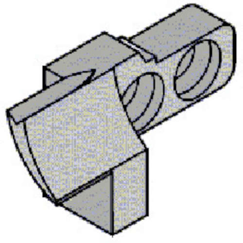 ■タンガロイ 外径用TACバイト FBR25-5DD タンガロイ[TR-7108401]
