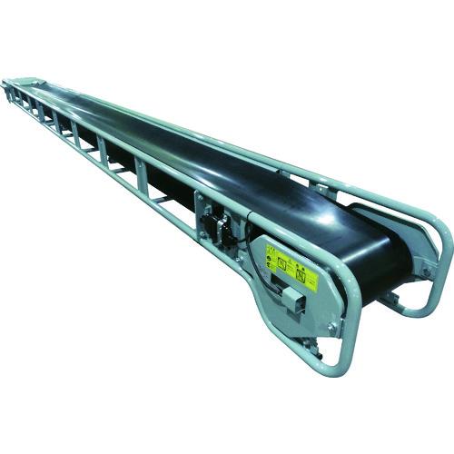 ■KYC バラ物用コンベヤ350幅 機長4m プレートキャリア式 KMTA35-4 光洋機械産業(株)[TR-7512899] [送料別途お見積り]