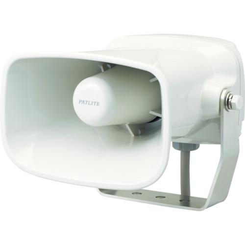 ■パトライト ホーン型電子音報知器 EHS-M3HA (株)パトライト[TR-7514425]