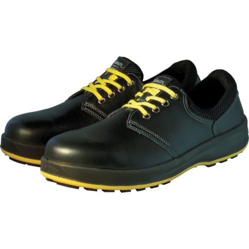 ■シモン 安全靴 短靴 WS11黒静電靴 27.0cm WS11BKS-27.0 (株)シモン[TR-7570694]