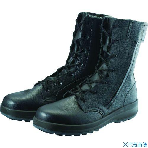 ■シモン 安全靴 長編上靴 WS33HiFR 25.0cm WS33HIFR-25.0 (株)シモン[TR-7570775]