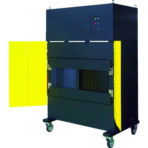 ■コトヒラ 作業台用集塵機〔品番:KDC-TD1〕[TR-7591195]【大型・重量物・個人宅配送不可】