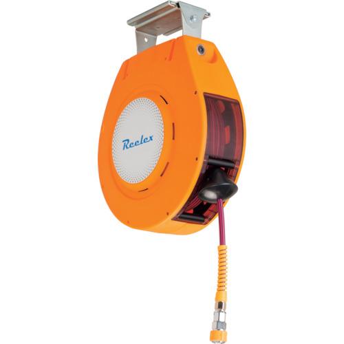 ■Reelex 自動巻きエアーリール リーレックス エアーS (難燃性ホース) NAR-810WOR 中発販売(株)[TR-7598068]