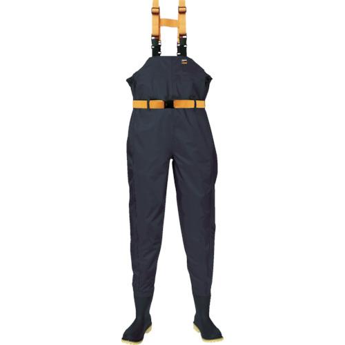 ■TRUSCO ナイロン胴付長靴 LL 27.0cm TNW-270 トラスコ中山(株)[TR-7621698]