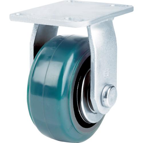 SAMSONG CASTER 重荷重用キャスター ■SAMSONG 高重荷重用キャスター 固定 品番:TP7240R-KPL-PCI トラスト TR-7630298 耐熱ウレタン車100mm ファクトリーアウトレット