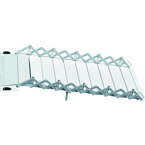 ■allsafe エアラインレール用スロープ AR-L360mm 2本set ASS-2100 オールセーフ(株)[TR-7634480] [個人宅配送不可]