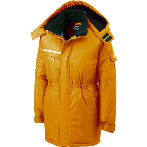 ■ジーベック 581581防水防寒コート オレンジ M 581-82-M (株)ジーベック[TR-7639457]