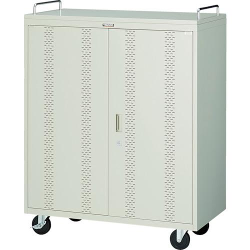 ■TRUSCO タブレット収納ロッカー 40台用 TBL-40 トラスコ中山[TR-7657943] [個人宅配送不可]