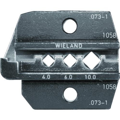 ■RENNSTEIG 圧着ダイス 624-073-1 Wieland 4.0-10〔品番:624-073-1-3-0〕[TR-7665300]