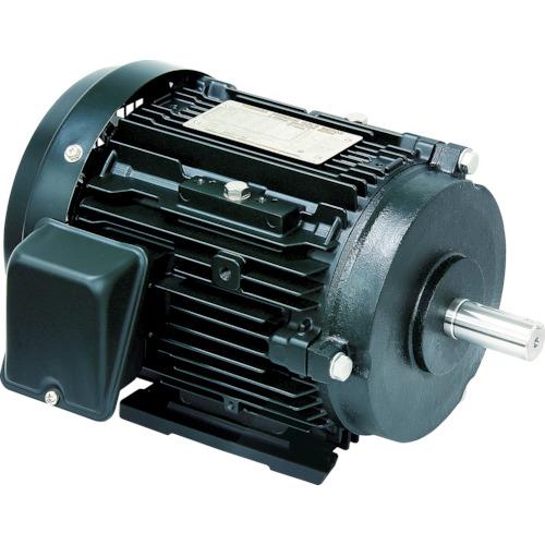 ■東芝 高効率モータ プレミアムゴールドモートル 5.5kW 400V級 FBKA21E-4P-5.5KW*S [TR-7687869] [個人宅配送不可]