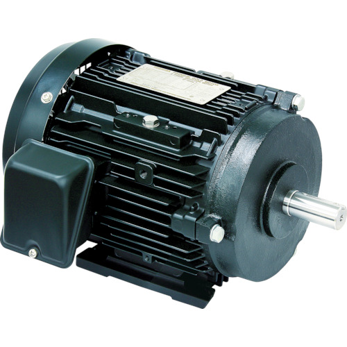■東芝 高効率モータ プレミアムゴールドモートル 1.5kW 極数2 FCKA21E-2P-1.5KW [TR-7730403] [個人宅配送不可]