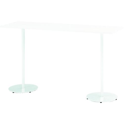 ■イトーキ ハイテーブル(角型)1800X500X1000 TRA-185HH-W9W9 (株)イトーキ[TR-7730756] [送料別途お見積り]