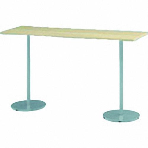 ■イトーキ ハイテーブル(角型)1800X500X1000 TRA-185HH-Z598 (株)イトーキ[TR-7730764] [送料別途お見積り]