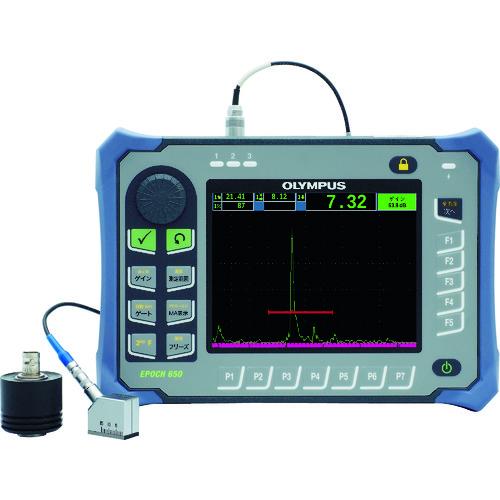 ■オリンパス 超音波探傷器 EPOCH650 オリンパス(株)[TR-7736525] [送料別途お見積り]