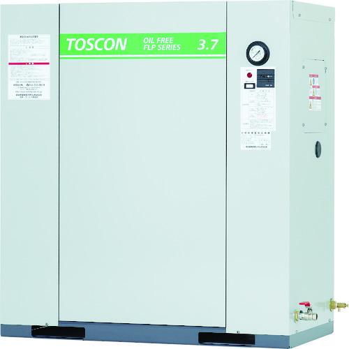 ■東芝 静音シリーズ 給油式 コンプレッサ(低圧) FP85-37T [TR-7738498] [個人宅配送不可]