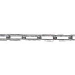 ■TRUSCO ステンレスカットチェーン 1.6mmX15m TSC-1615 トラスコ中山(株)[TR-7803826]