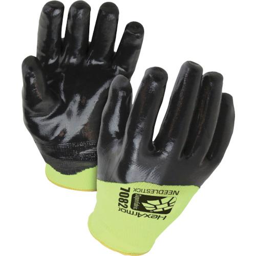 ■HEX ARMOR 耐切創・耐針手袋 シャープスマスターHV7082 S 754200 HexArmor社[TR-7809816]