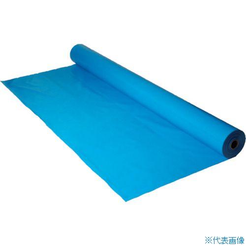 ■萩原 ターピークロスブルー#3000 0.9m幅×100m  〔品番:TPC09BL〕[TR-7897677]