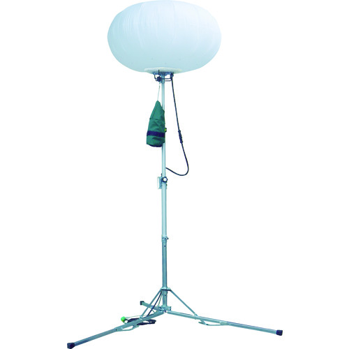 ■ワコウ LED300Wバルーン照明機(ハードケース入)  〔品番:WL301SLBAKS-2〕[TR-7933665]【大型・重量物・個人宅配送不可】