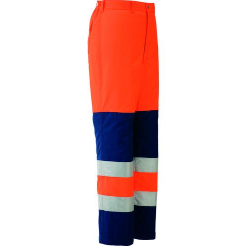 ■ミドリ安全 高視認性 防水帯電防止防寒スラックス オレンジ SS SE1125-SITA-SS ミドリ安全(株)[TR-7978774]